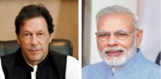 PM Modi - Imran 1