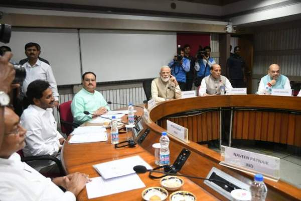 PM Modi announces committee to examine 'one nation, one election'