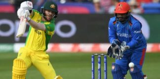 ICC World Cup 2019: Australia beats Afghanistan by 7 wickets
