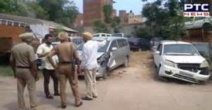 Barnala: Police station Wall Break 3 shops Theft