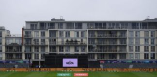 Sri Lanka split points for second successive time after match washed out