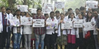 Government hospital doctors in Delhi to go on strike on Monday at IMA's call