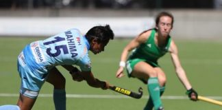 Cantor Fitzgerald Hockey: Indian girls beat Ireland 2-1