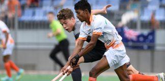 Hockey : Indian junior men suffer beaten 2-3 by the Netherlands