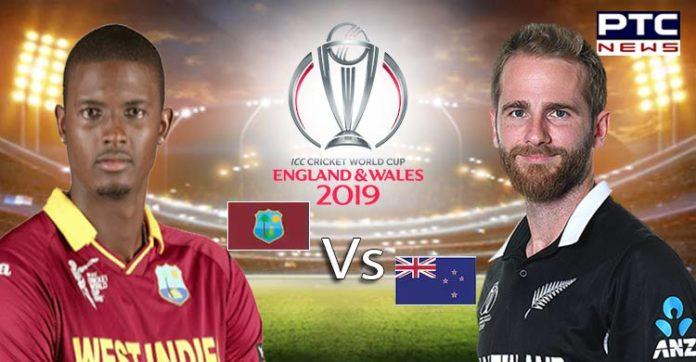 West Indies vs New Zealand, ICC Cricket World Cup 2019, Kane Williamson