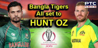 Australia vs Bangladesh, ICC Cricket World Cup 2019