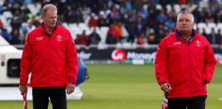 ICC World Cup 2019: India, New Zealand share points as rain ruins Trent Bridge game