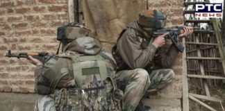 Budgam Encounter, Jammu and Kashmir, Militant