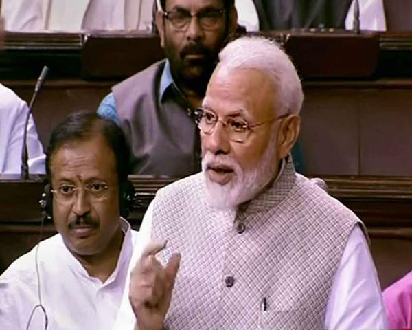 Cong insulted voters by questioning BJP's massive win: PM