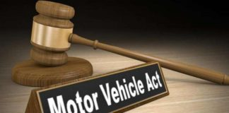 motor vehicle act 1
