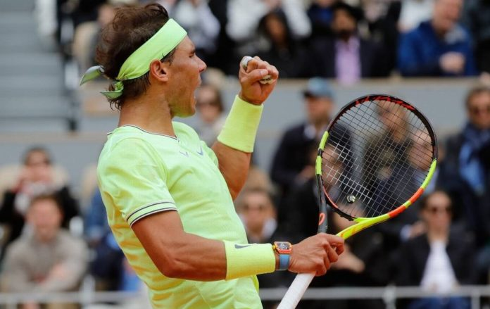 Rafael Nadal beats Roger Federer to reach 'French Open 2019 final' record 12th time