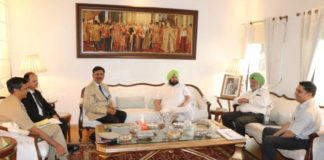 NCB, Punjab govt to conduct joint operations & share info for total eradication of drugs menace