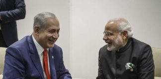 Thank you PM Modi, tweets Netanyahu on India's rare vote for Israel at UN