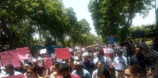 PGIMER doctors protest over Kolkata hospital violence