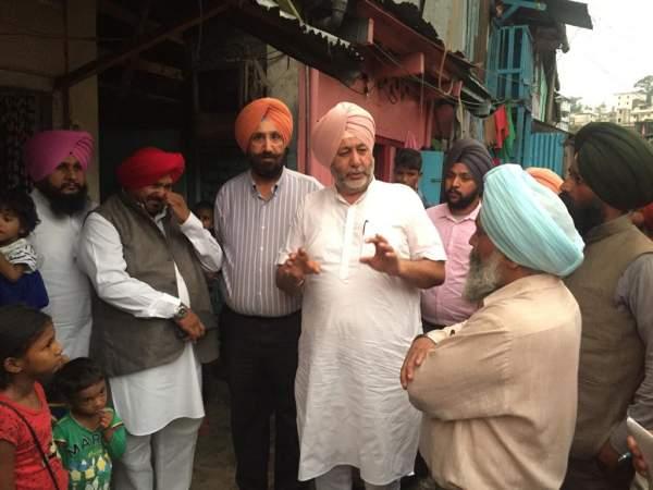Punjab delegation assures Sikhs in Shillong of full protection