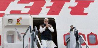 PM Modi's plane won't fly over Pakistan to reach Bishkek for SCO Summit