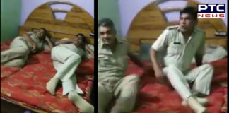 Panipat Police officer Entered the house with force