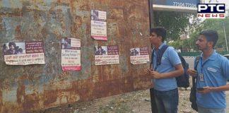 Navjot Sidhu Against Poster in Mohali