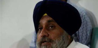 Sukhbir Badal dares Cong govt to prove he recommended pardon to killer cops
