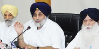 Sukhbir Badal condemns CM for taking personal interest in pardoning killer cops