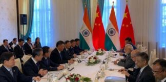 PM Modi meets President Xi Jinping on the sidelines of the SCO Summit