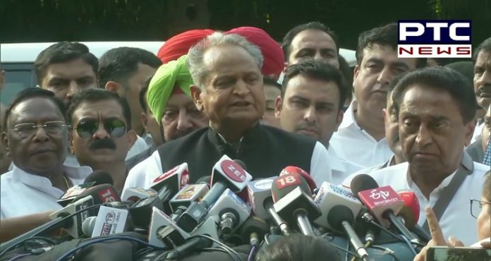 Rajasthan CM Ashok Gehlot after meeting Rahul Gandhi: It was a good meeting