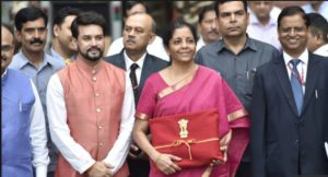 Budget 2019 : money scheme Under Loan upto Rs.1 lakh to women :Nirmala Sitharaman