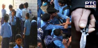 Chandigarh: Over 20 persons stabbed a student outside school, after a small incident of water