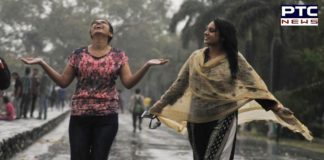Bonjour Monsoon! Heavy Rainfall lashes out in Chandigarh and native areas