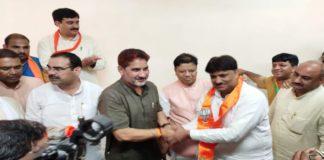 Congress Leaders Joins BJP
