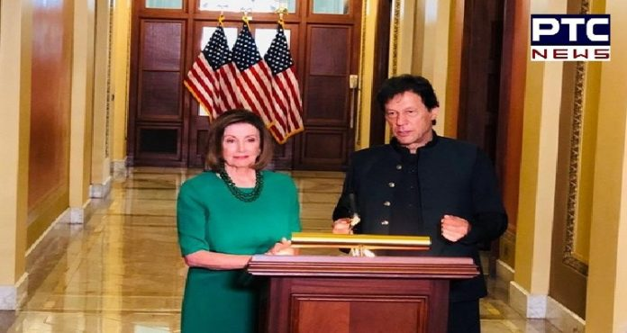 PM Imran Khan in US: 'There were 40 different militant groups operating within Pakistan'