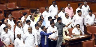 K'taka Assembly fails to meet Governor's deadline, trust vote likely on Monday