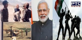 Kargil Vijay Diwas:PM Narendra Modi shares major throwback, President Ram Nath Kovind and other greets the nation