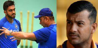 Mayank Aggarwal replaces Vijay Shankar for ICC Cricket World Cup 2019