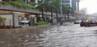 Mumbai Rain 4