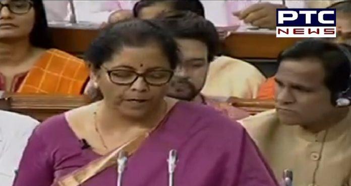 Budget 2019 LIVE Updates: Nirmala Sitharaman presents first budget of PM Narendra Modi Govt 2.0