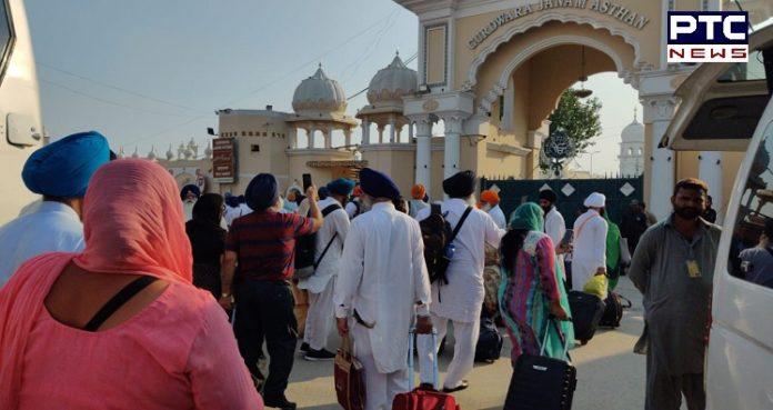 Joint delegation from Sikh bodies reaches Sri Nankana Sahib in Pakistan