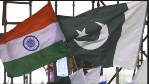 Indian air travel Opened Pakistan Air route