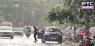 Rain lashes out Chandigarh, Punjab, Haryana giving respite from heat