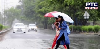 Heavy Rainfall in Chandigarh on Wednesday and Thursday: MeT