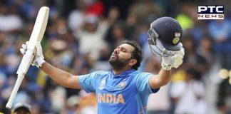 Rohit Sharma 27 runs away to break Sachin Tendulkar record, India vs New Zealand, 1st semi-final, ICC Cricket World Cup 2019