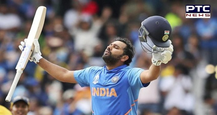Rohit Sharma 27 runs away to break Sachin Tendulkar record, India vs New Zealand, 1st semi-final, ICC Cricket World Cup 2019