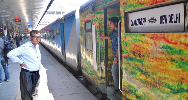 Chandigarh: Indian Railways has restored services of Kalka-Delhi Shatabdi which was stopped since March following the coronavirus lockdown.