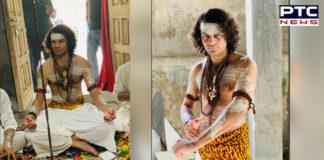 Lalu Prasad Yadav son Tej Pratap Yadav in a Lord Shiva attire to offer prayers amid Shravan month