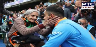 Virat Kohli sought blessings from 87-year-old fan Charulata Patel after India vs Bangladesh, ICC Cricket World Cup 2019