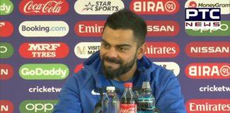 India vs New Zealand, 1st semifinal: Virat Kohli Press Conference on playing against Kane Williamson