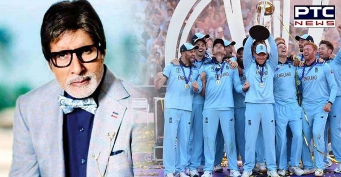 When Amitabh Bachchan trolled ICC for rules in England vs New Zealand, World Cup Final