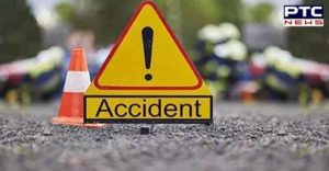 Bhikhiwind Fast Speed ​​Tipper Elderly woman Accident , Death