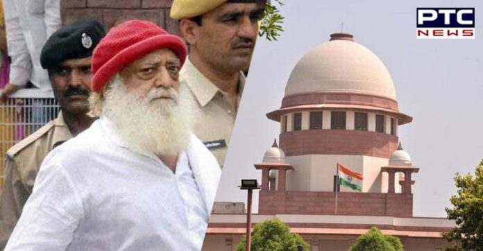 SC dismisses Asaram Bapu's bail plea over Gujarat sexual assault case