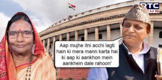 Aap mujhe itni acchi lagti hain: Azam Khan to BJP MP Rama Devi in Lok Sabha